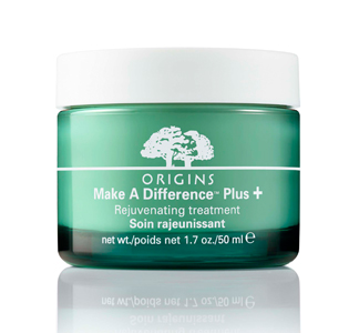 Origins rejuvanating treatment