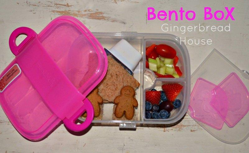 Bento box back to school