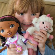 Doc McStuffins : Time for your Check-up Interactive Doc and Lambie