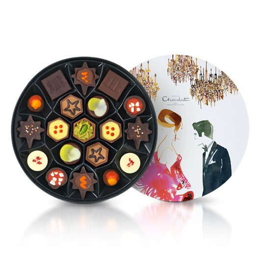 hotel chocolat - giveaway