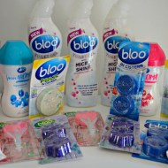 Bloo Cleaning Hamper Giveaway