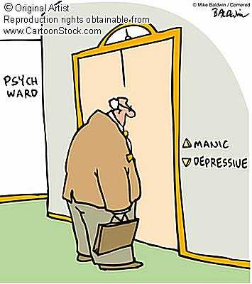 bipolar cartoon