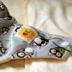 Giggle Life Bamboo Cloth Diaper Review
