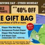 Best Black Friday and Cyber Monday Cloth Diaper Deals at DiaperJunction.com