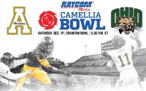 Live feed: App State at the Camellia Bowl