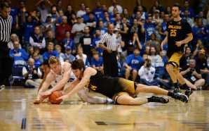 Blue Devils too much to handle for Mountaineers