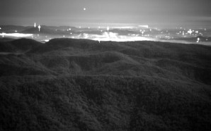 Professors research the mysterious Brown Mountain Lights