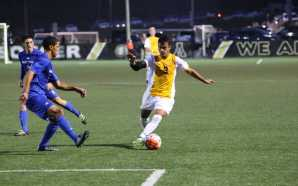 Two shutout week for men's soccer
