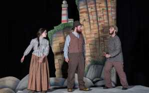 "App State freshmen steal the stage in ""Selkie"""