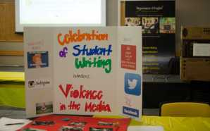 Students share their work at sixth annual Celebration of Student…