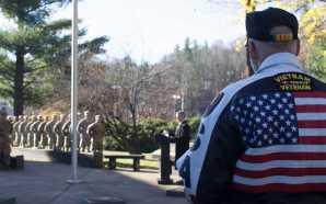 Veterans Day marks grand opening of Student Veteran Resource Center
