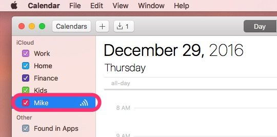 How To Make Calendar Viewable In Outlook Shared Calendars Now Sync To Mobile Phones Microsoft How To Share Calendars With Icloud The App Factor