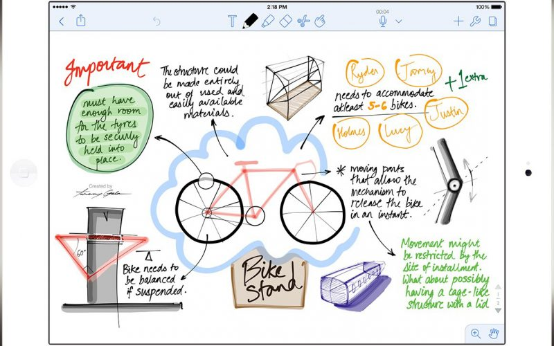 20 Best Note Taking Apps for iPad and iPhone 2019 - The App Factor