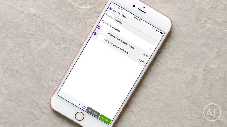 How to open ZIP files on iPhone and iPad