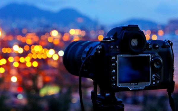 Create Fantastic Images for Your Blog Posts - camera view