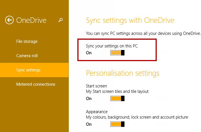 uninstall onedrive from windows 8