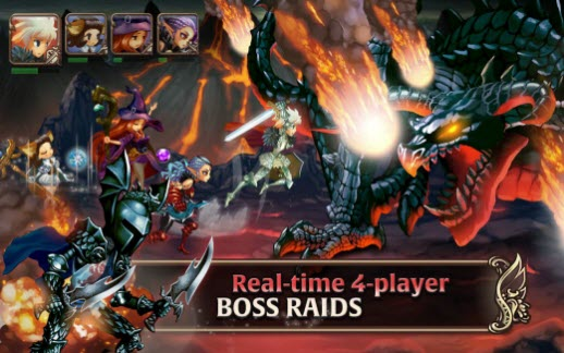 Best RPG Games of 2015 - Dragon Blaze