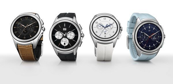 Best Android Smartwatches - LG Watch Urbane Second Edition