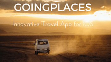 Plan Your Next Adventure or Trip with Cool Travel App GoingPlaces
