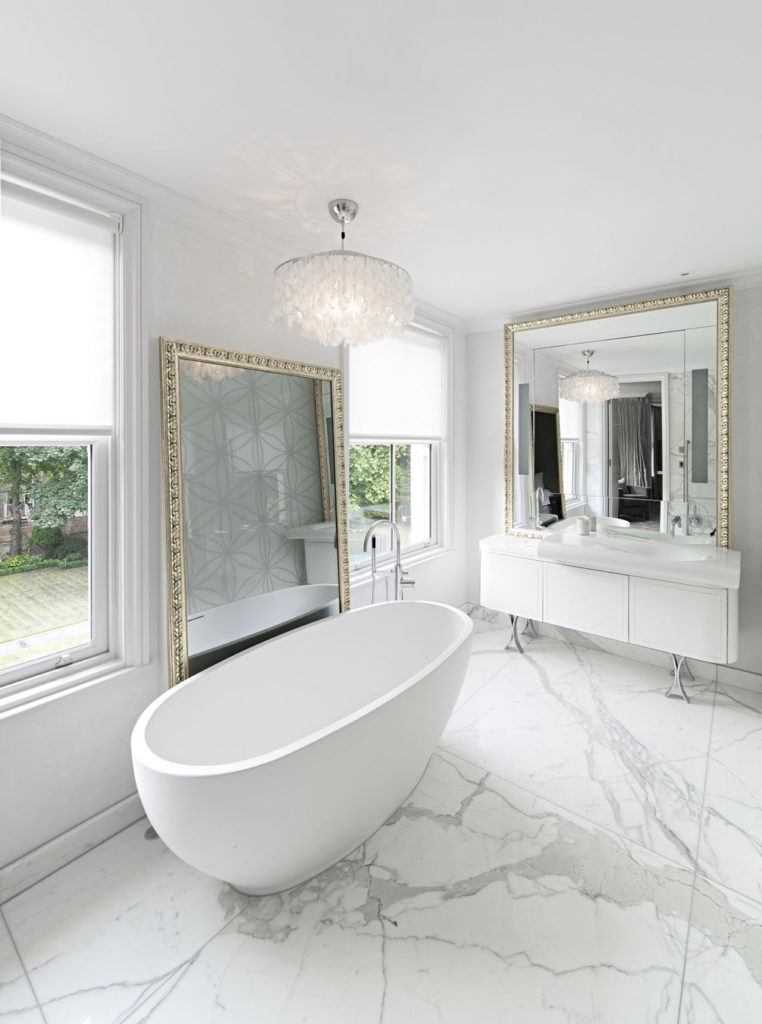 Marmer Tegels Badkamer 100+ Marble Bathroom Designs Ideas - The Architects Diary