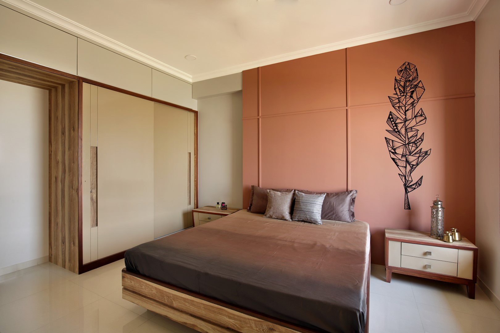 Design Interieur 2 Bhk Interior Design Studio 7 Designs The Architects