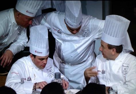 Master Chefs at Work