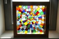 Coloured Glass Mosaic Window Boxes   the art hand . art ...