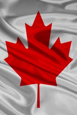 Cool Canada Flag For iPhone | The Art Mad
