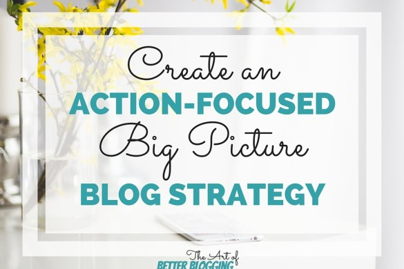 How have I not already done this??? Blog strategy is what your blog is lacking if you're struggling to find the time to be successful or not achieving your targets on a regular basis. Download the Big Picture Blog Strategy Workbook free!