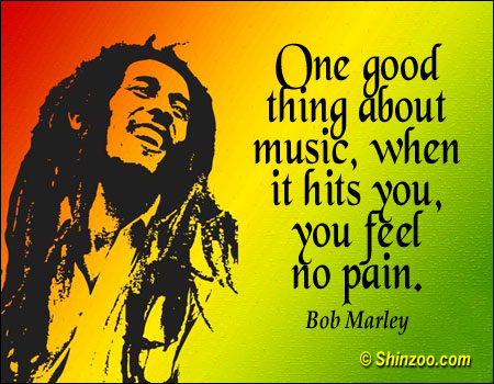 Musical Birthday Quotes Wallpapers The Legend Bob Marley Art Of Doing Nothing