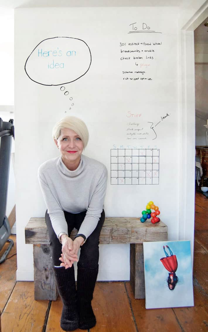 Turn A Wall Into A Whiteboard Diy Dry Erase Wall Forget The Board Erasable Walls Are Where