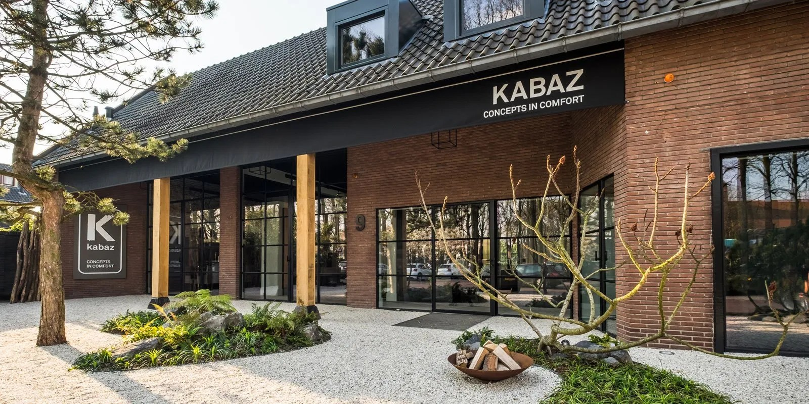 Kabaz Laren Showroom Kabaz The Art Of Living Nl