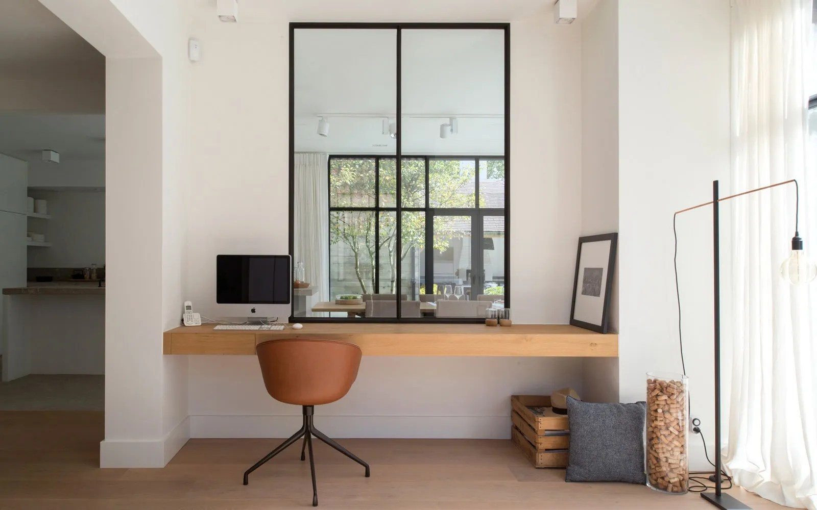 Kantoor Thuis Interieur Home Office Inspiratie Sarah Watts The Art Of Living Be