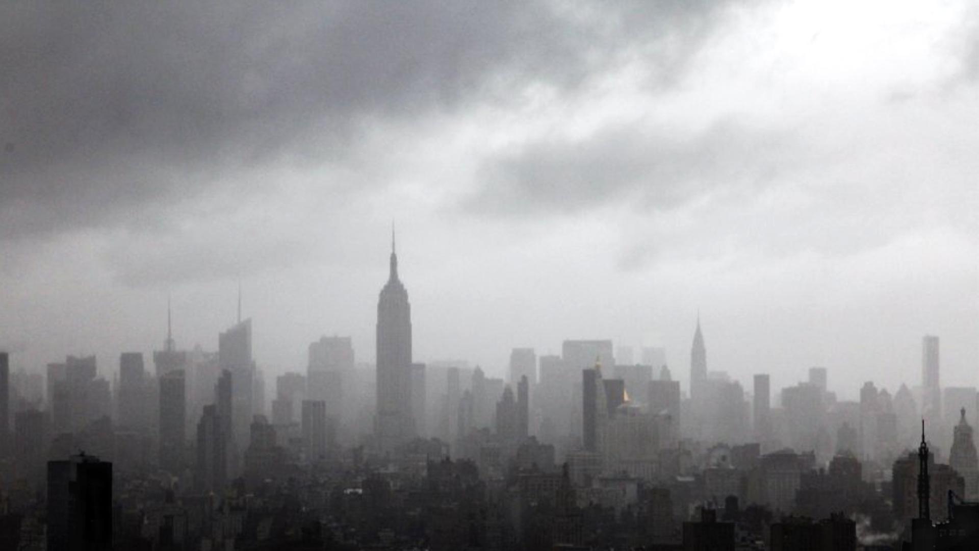 Fall Mist Wallpaper On Love In New York The Art Of Making Art