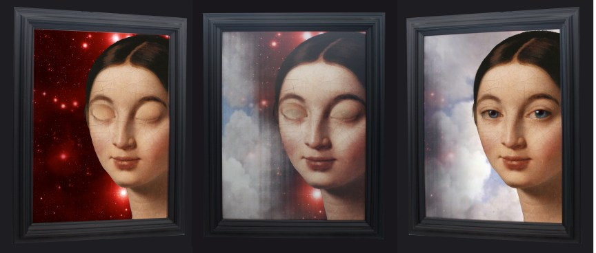 Day and Night | The Art of Mark Evans
