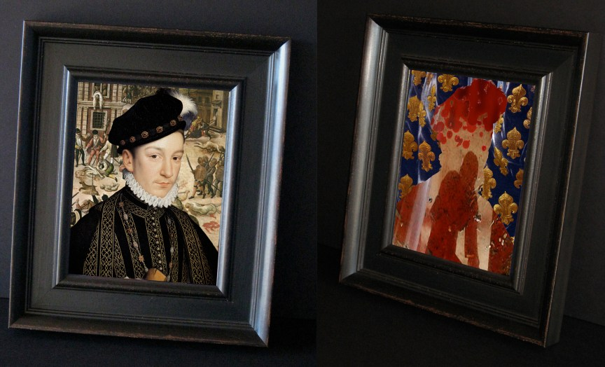 Charles IX | The Art of Mark Evans