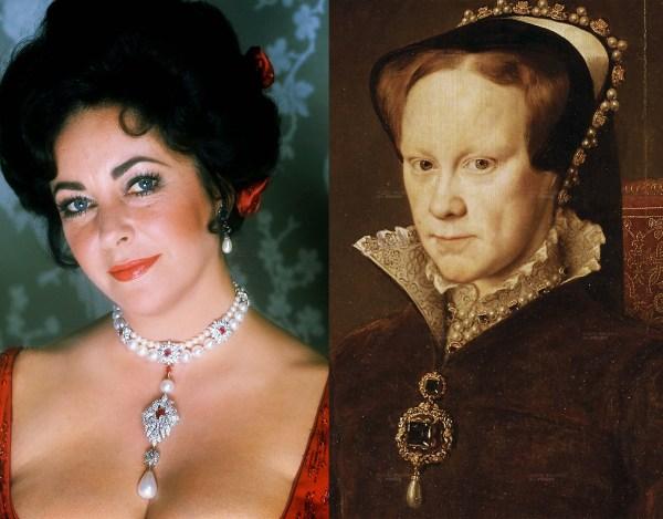 Liz and Mary La Peregrina