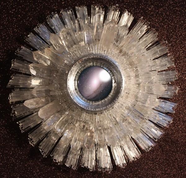 Andromeda Convex Mirror