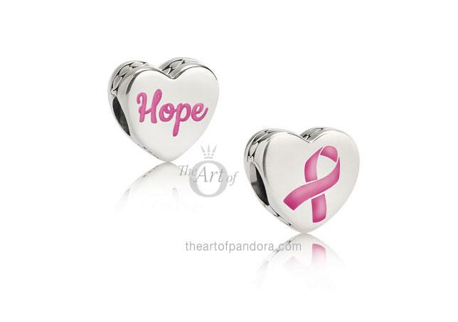 Pandora Breast Cancer 2017 Update The Art Of Pandora