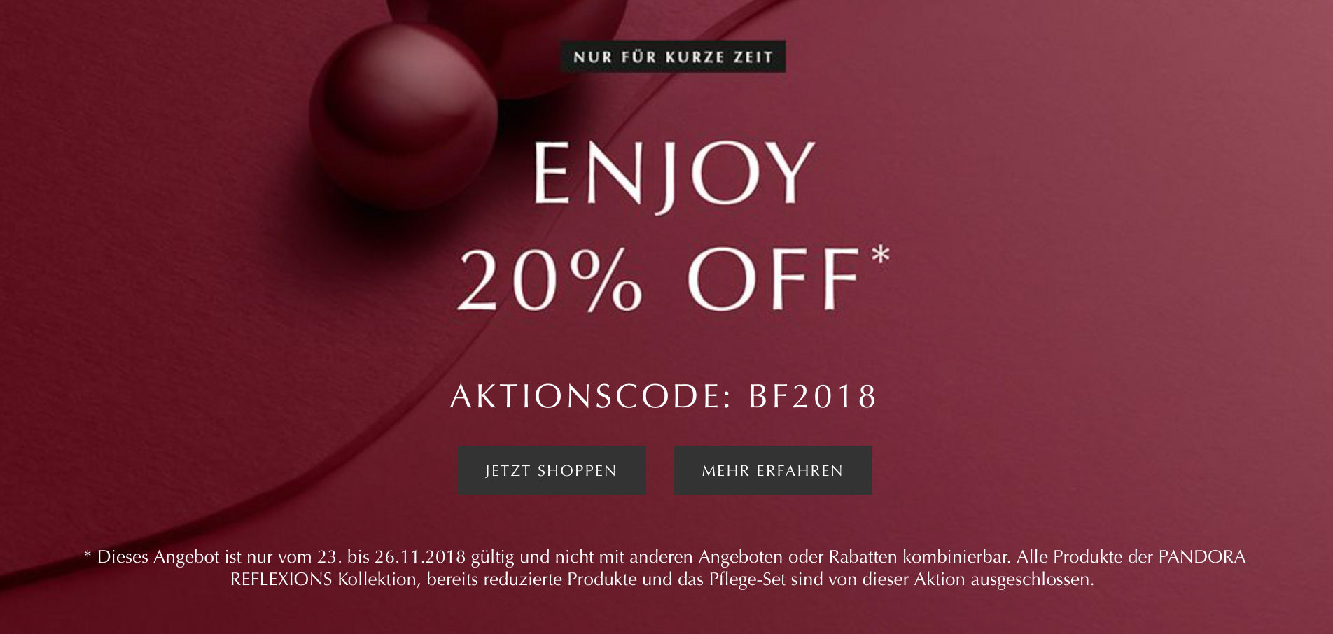 Black Friday Angebot Pandora Black Friday Germany The Art Of Pandora More Than Just