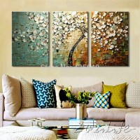 20 The Best Canvas Wall Art 3 Piece Sets