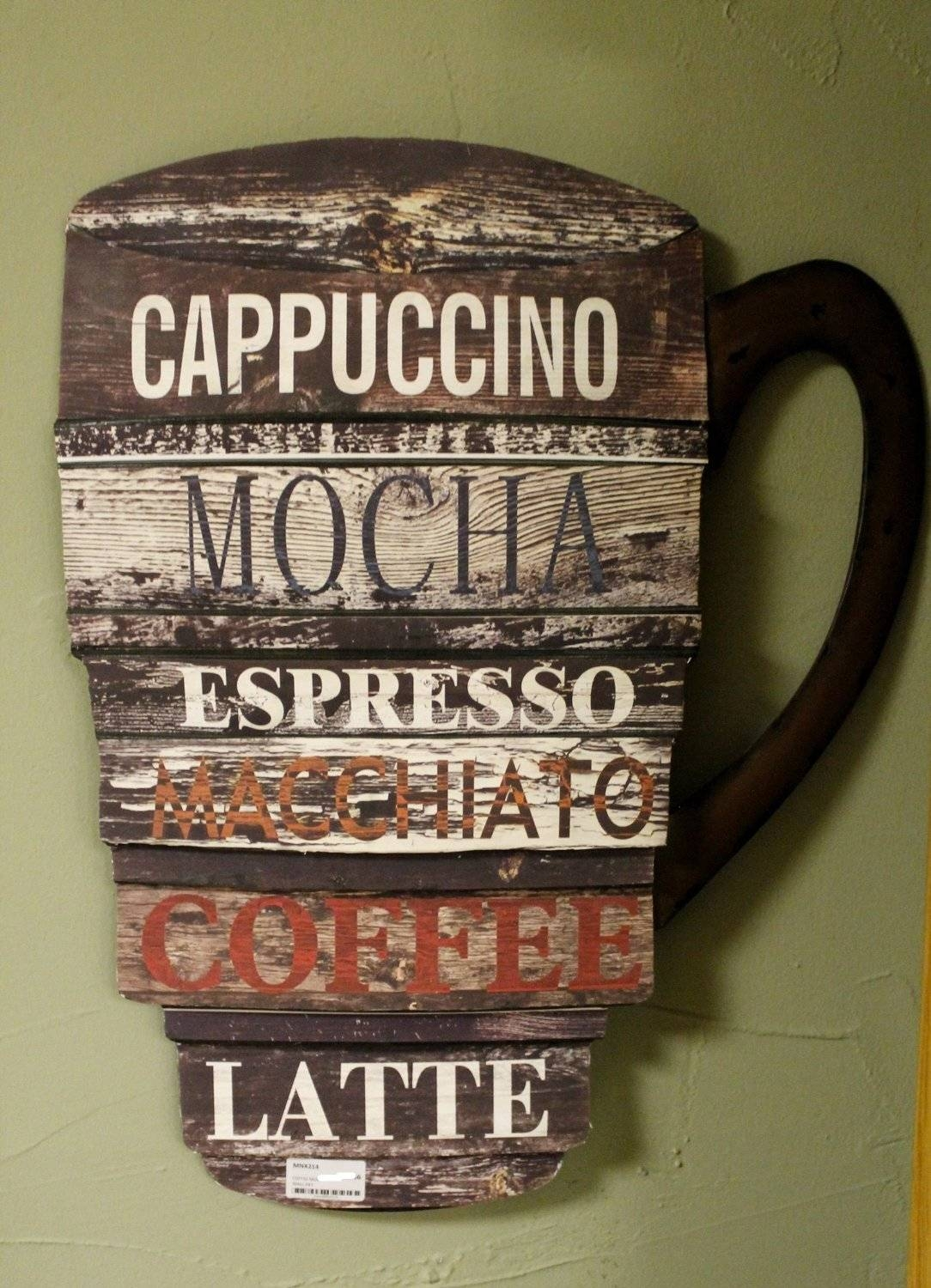 Coffee Latte Art Quotes 30 Best Collection Of Cafe Latte Kitchen Wall Art