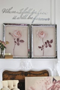 20 The Best Mirrored Frame Wall Art