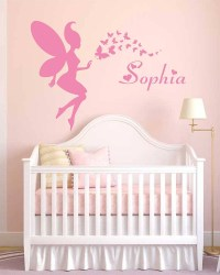 25 Best Collection of Baby Name Wall Art