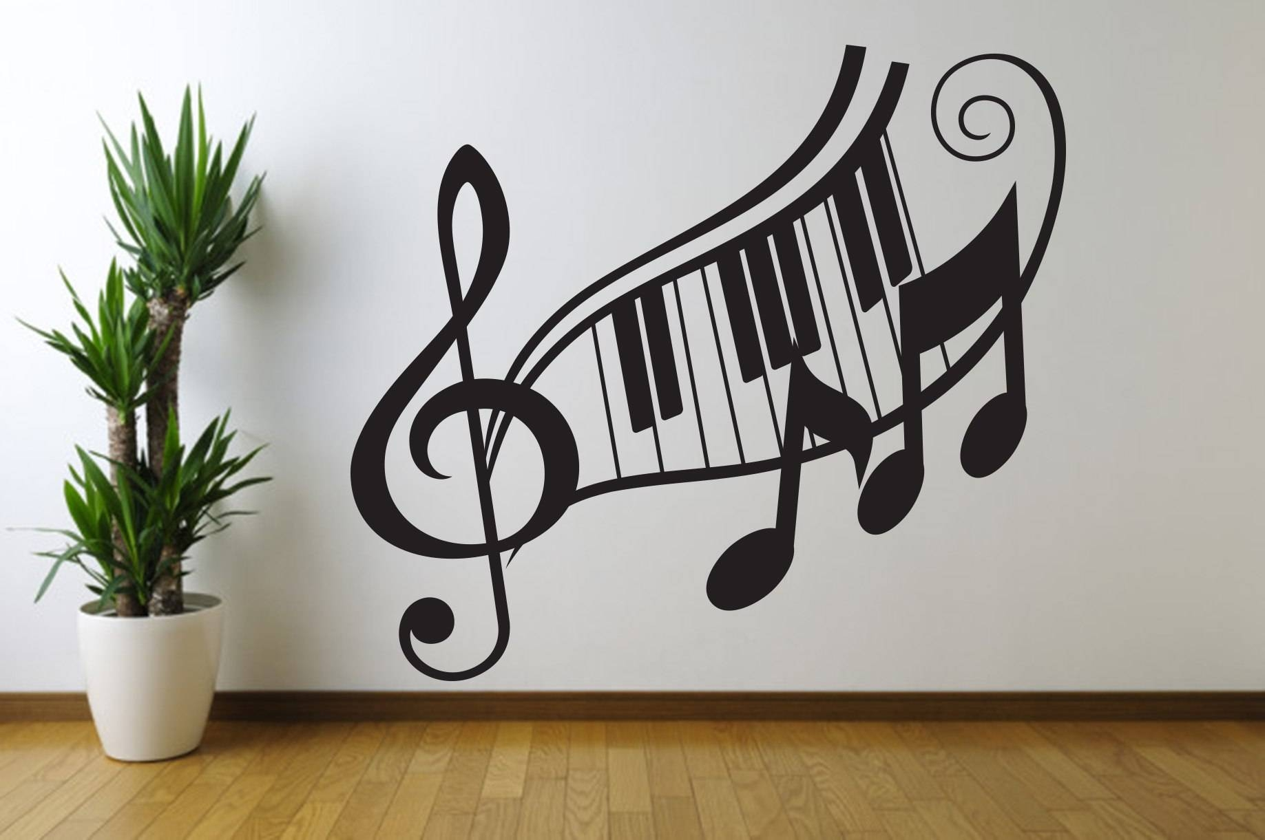 Music Notes Metal Wall Art Best 30 43 Of Music Theme Wall Art