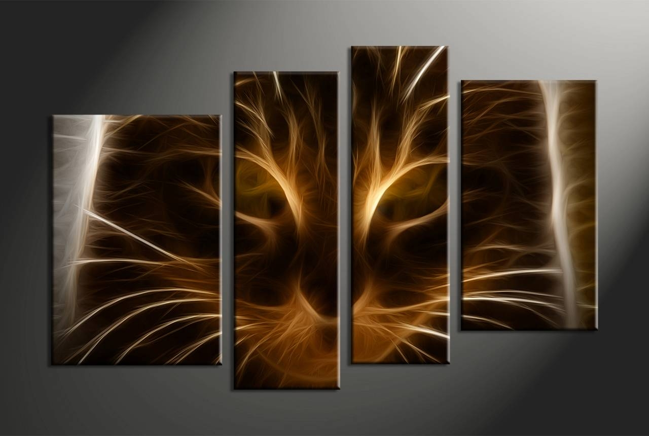 Cat Wall Art Metal 2018 Latest Modern Wall Art Uk
