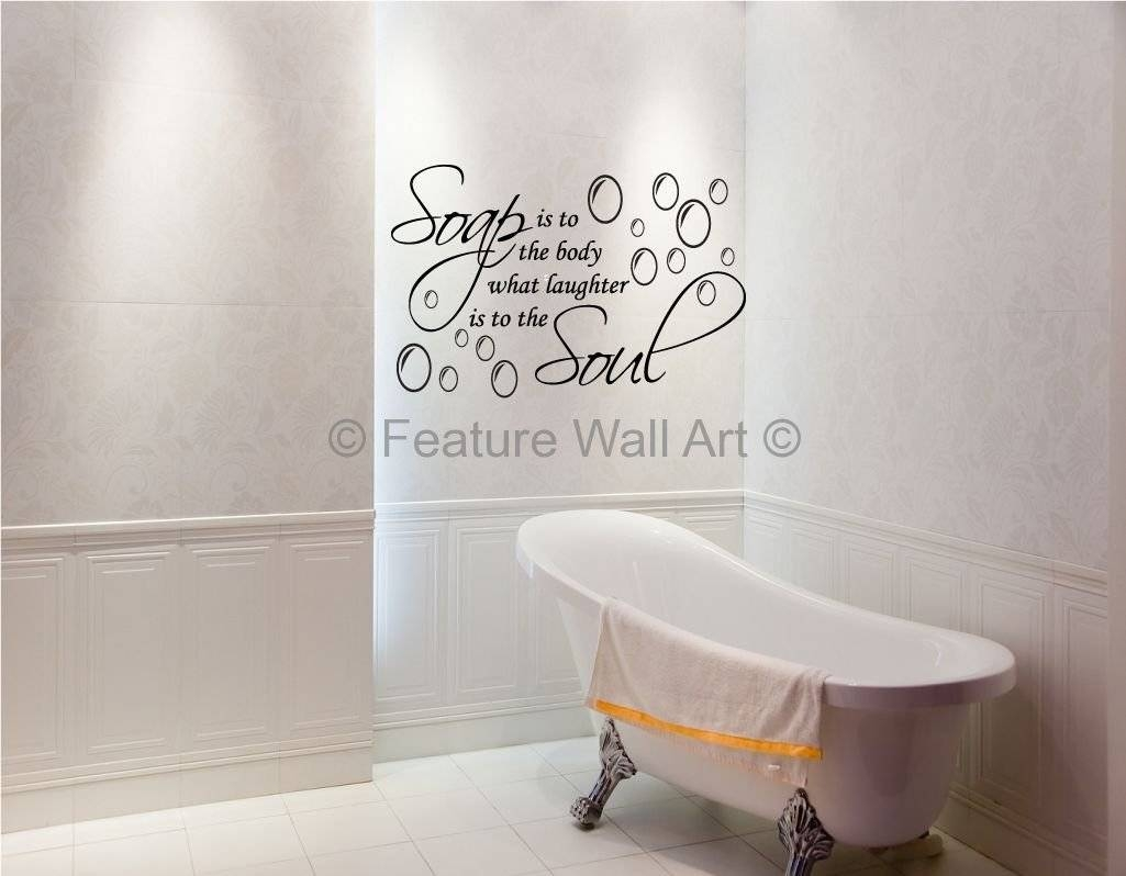 Awesome Wall Decor 15 The Best Shower Room Wall Art