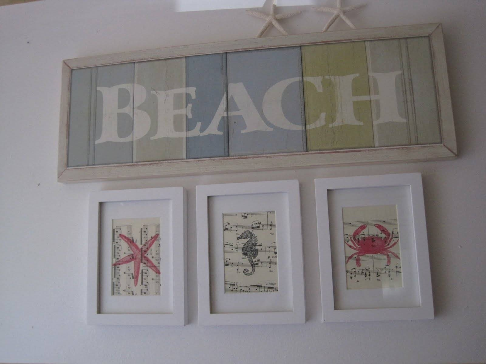 Wall Designs Pictures 20 Photos Beach Theme Wall Art