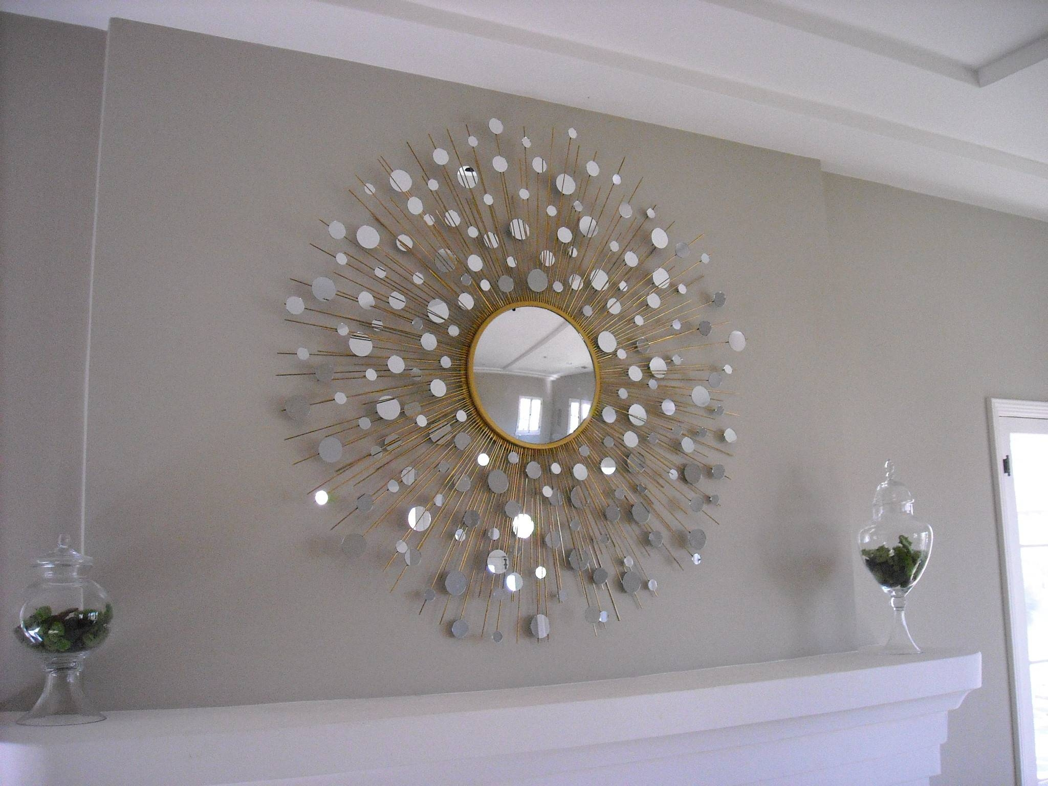 Mirror Decoration 20 Best Ideas Of Diy Mirror Wall Art