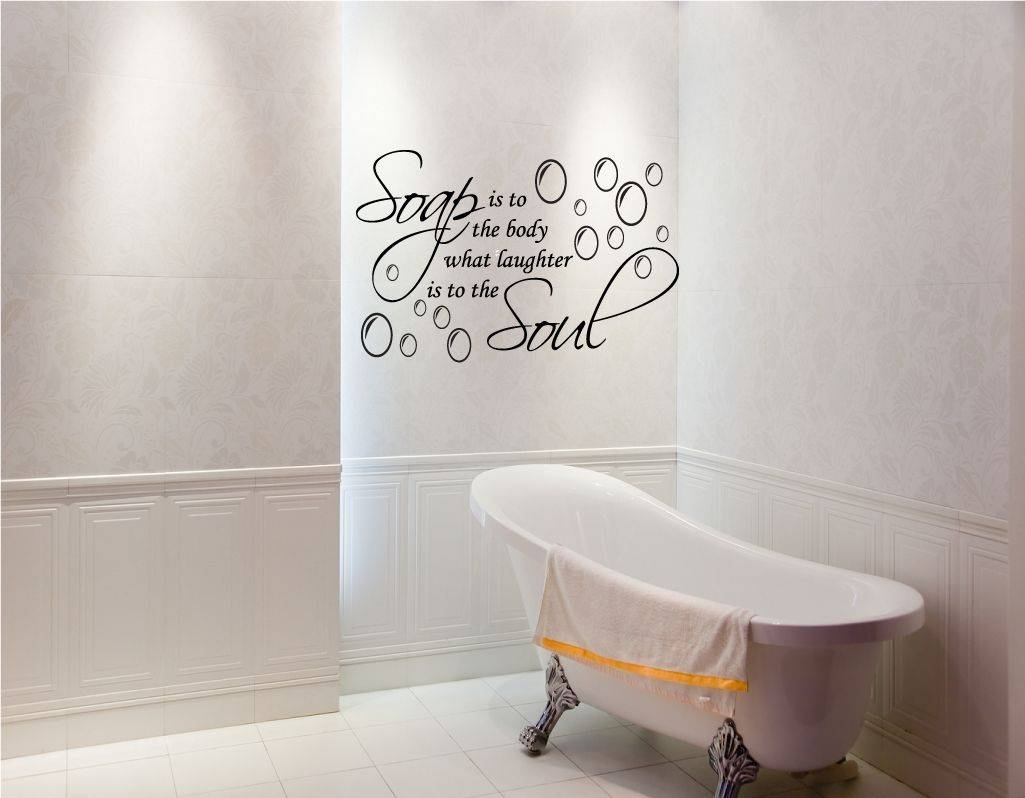 Modern Wall Art For Bathrooms 20 Collection Of Contemporary Bathroom Wall Art